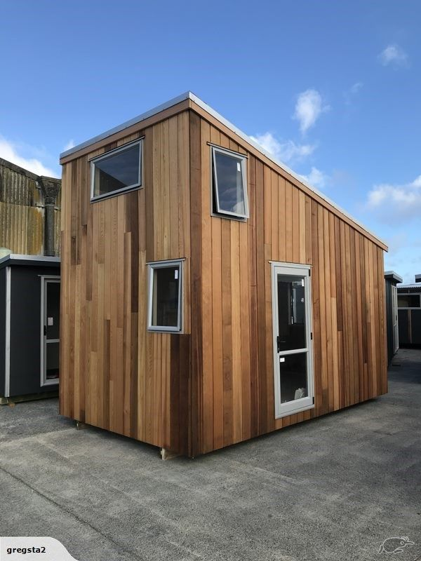 Minimalist tiny home | Trade Me | Tiny house, Building ...