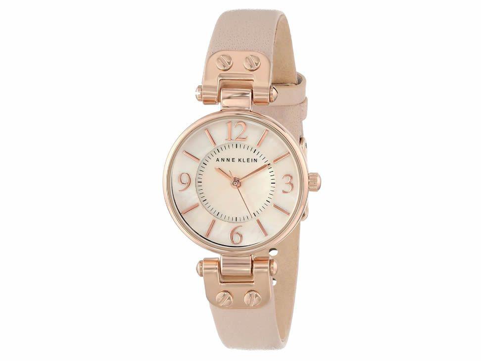 49dac5d1a Anne Klein Ladies Trend 109442RGLP Reloj para Dama Color Rosa Claro ...