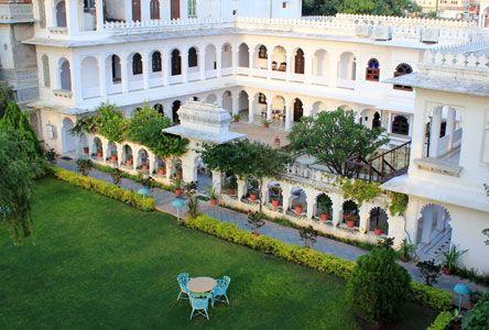 Hotel Amet Haveli Udaipur Rajasthan India