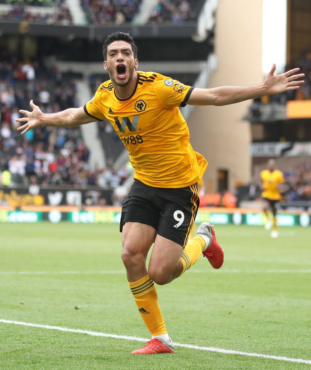 Wolves Striker Raul Jimenez Excused From Summer Trip To China Premier League Teams Striker Soccer Players