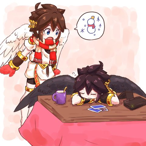 Pin By Pittooouu2 On Kid Icarus