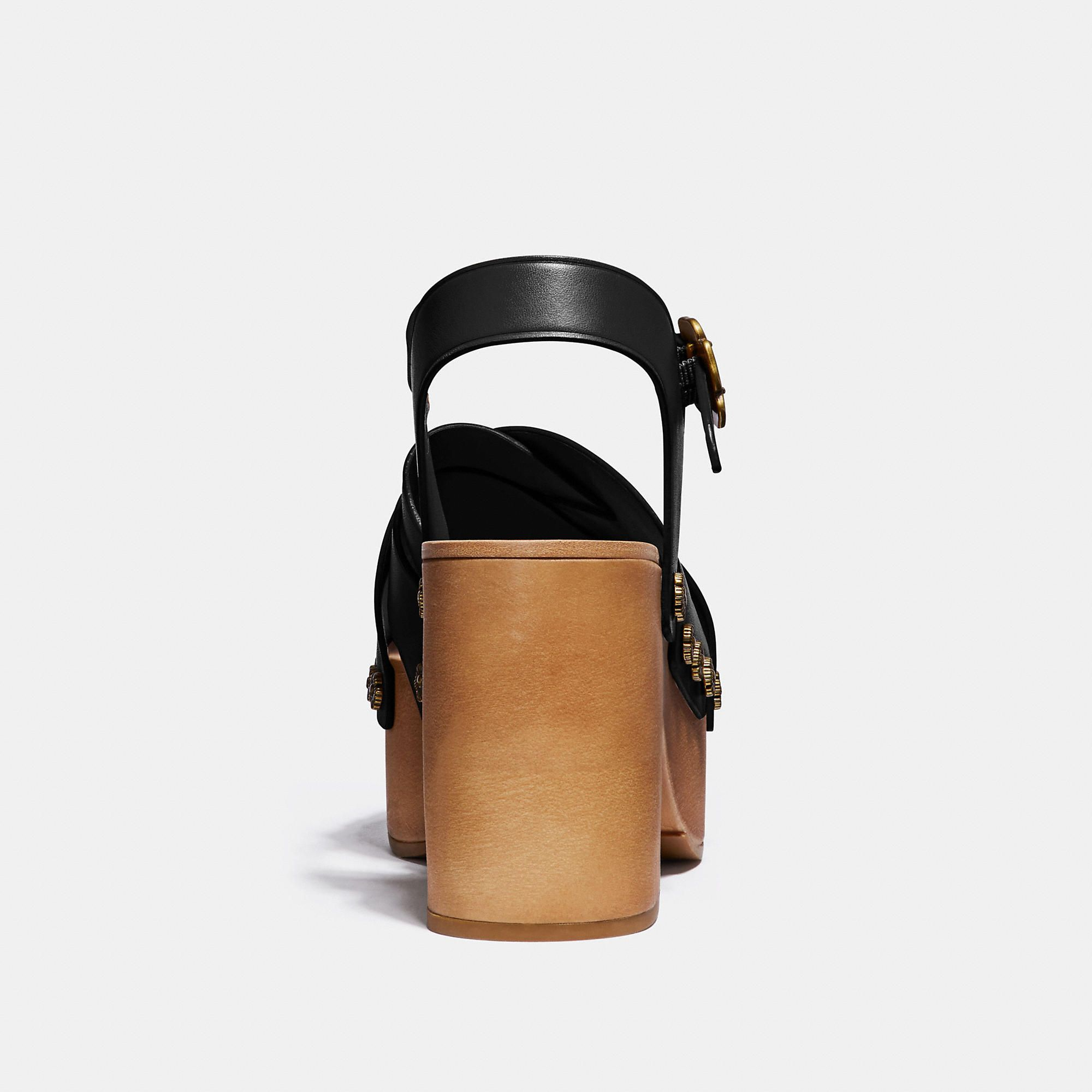 4df08a208 COACH Nessa Clog Sandal - Women s Size 6.5 Clogs in 2019