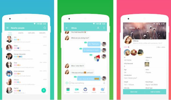 Top 10 dating-apps für android