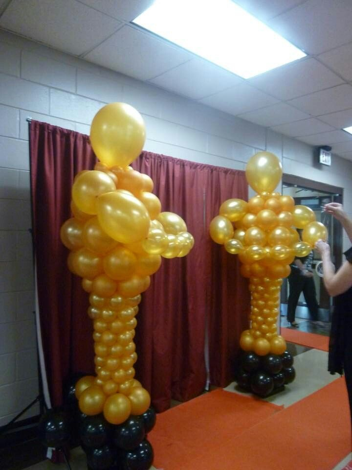 Hollywood Party Graduation Theme