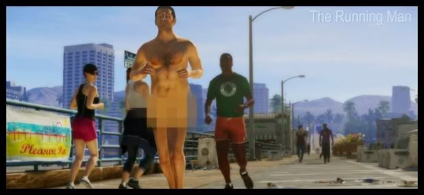 Assaulting Naked People - Messing Around In GTA V w/ Scot