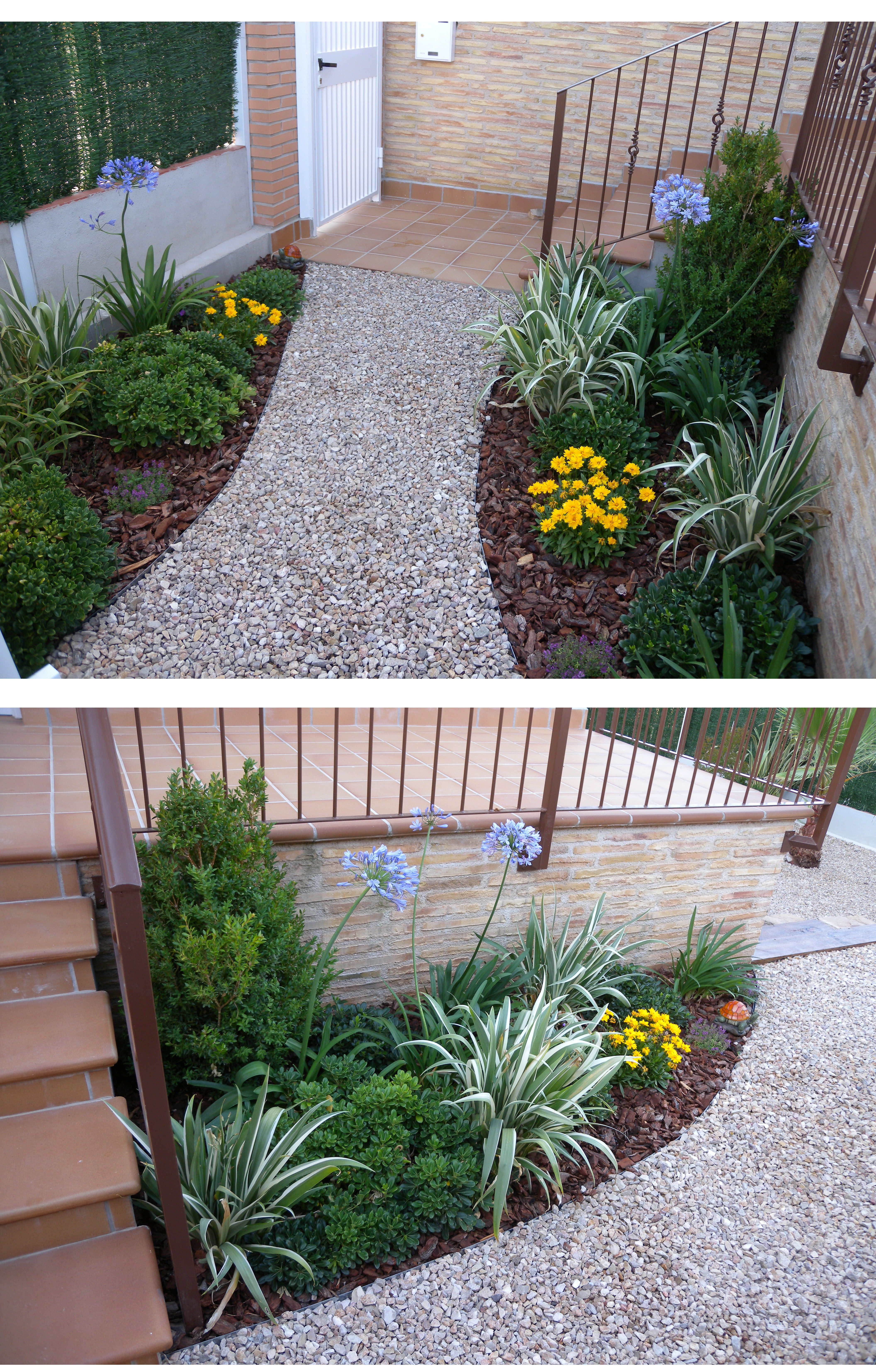jard n particular acotado de espacios y plantaci n On idea de plantacion de jardin pequeno
