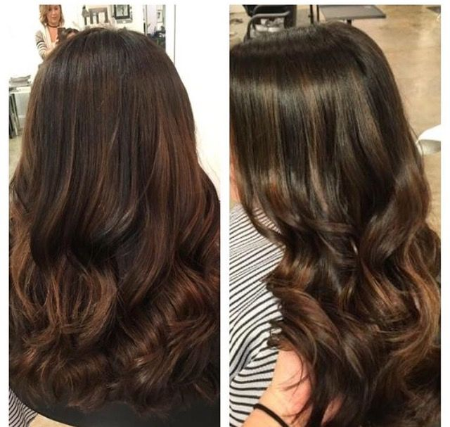 Pin By Bianca Marie On Hair Pinterest Highlighted Hair And