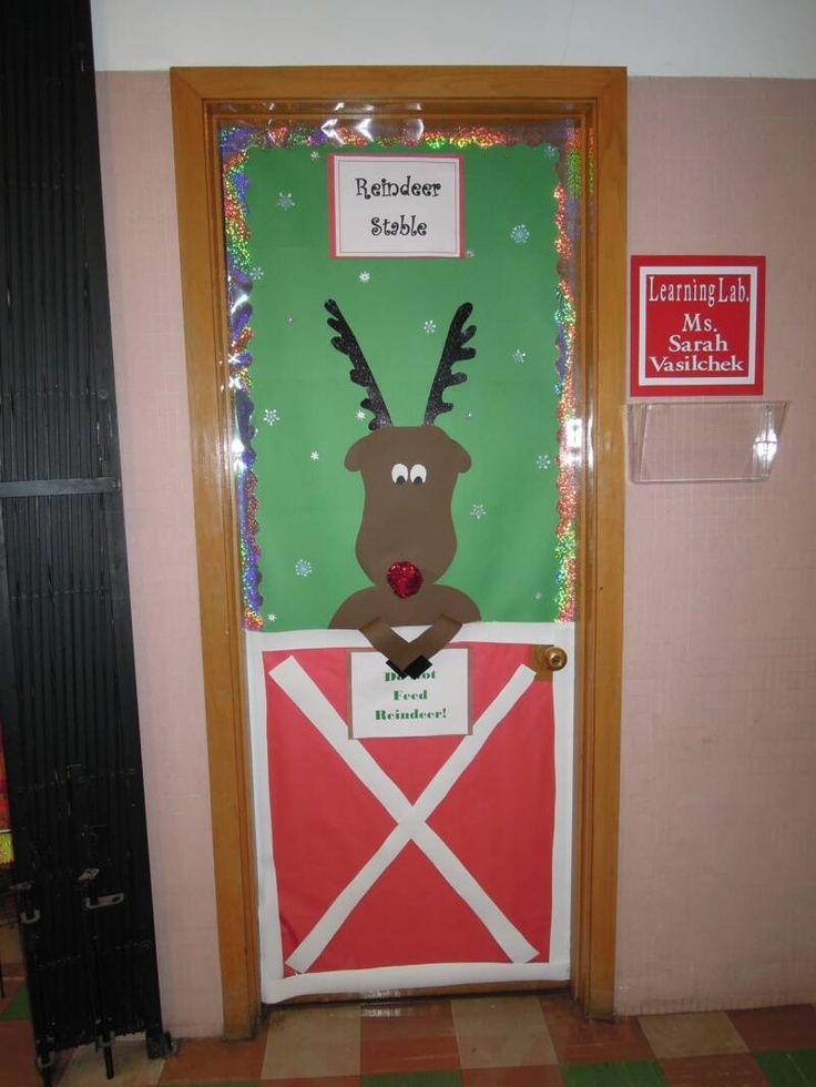60 Gorgeous Office Christmas Decorating Ideas | Christmas ...