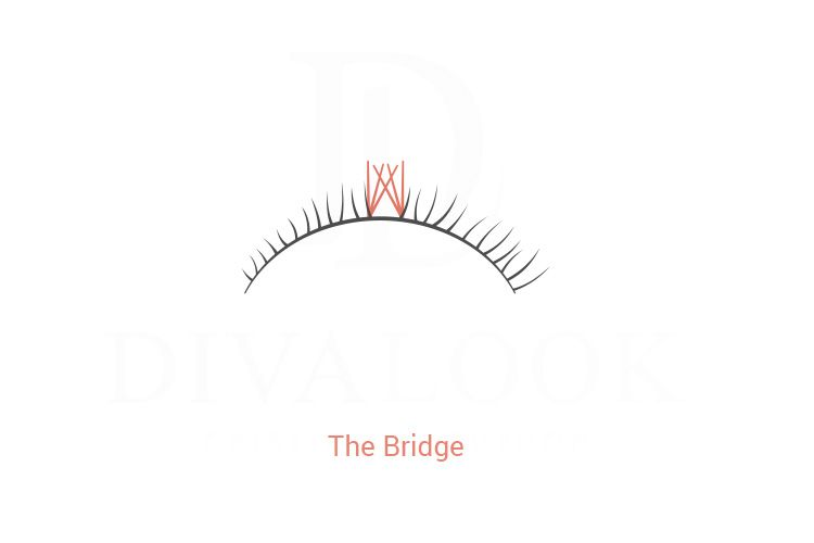 How To Bridge Gaps In Eyelash Extensions Divalook Academy Montral