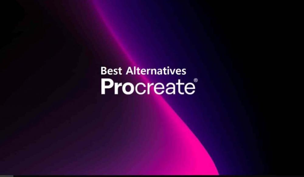 Top 5 Best Free Procreate Alternatives for Windows 10
