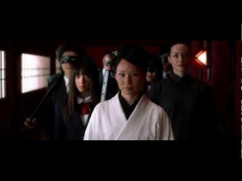 Lucy Liu O Ren Ishi Severs A Head In Kill Bill Vol 1 Youtube Female Villains Kill Bill Cinematic Photography