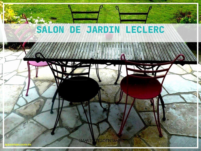 25 genial salon de jardin leclerc