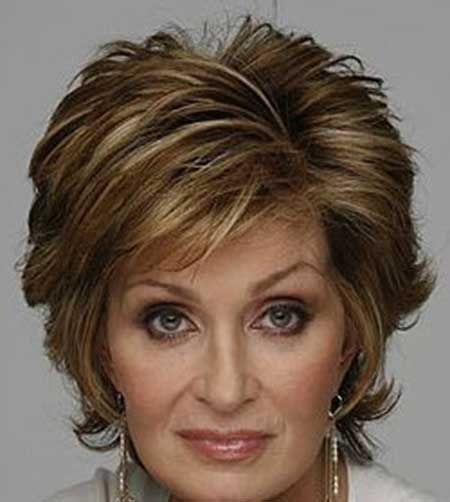 25 Short Hairstyles for Older Women | Short hairstyle, Women short ...