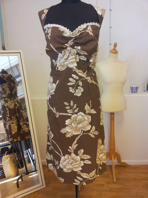Rockabilly 40s Dress Plus size