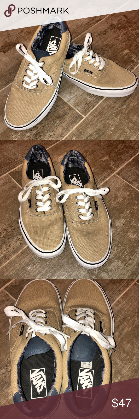 👟Vans Era 59 Shoes Men s Size 7 Women s Size 8.5 d89714882bb5
