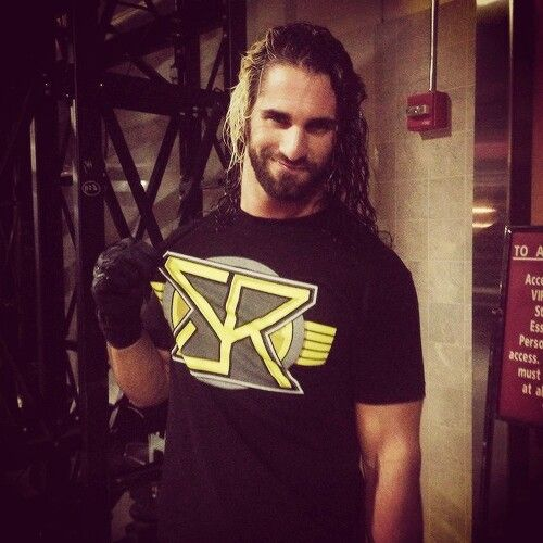 Seth Rollins. They should give him a better push. He has SO much potential