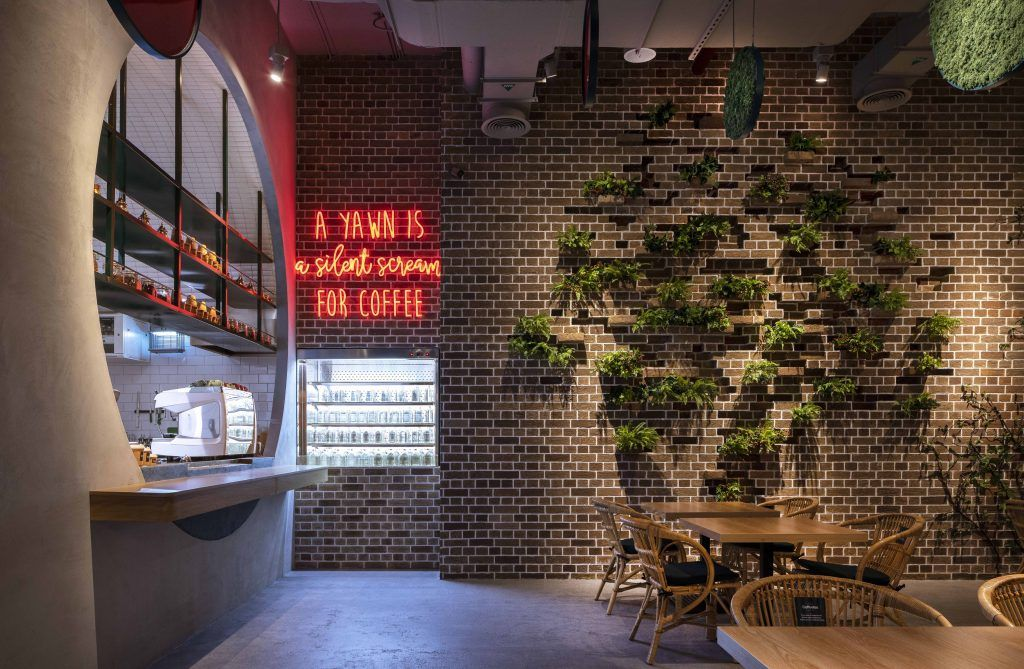 Pin On Coffeetea Difc By 4space Design
