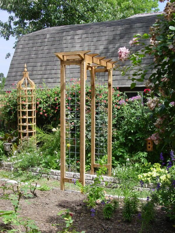 A New Garden Structure