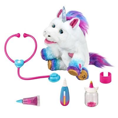 Little Live Rainglow Unicorn Vet Set In 2020 Little Live Pets