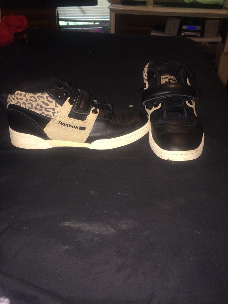 95a80156435 Soulja Reeboks Men Size 7  fashion  clothing  shoes  accessories  mensshoes   athleticshoes  ad (ebay link)