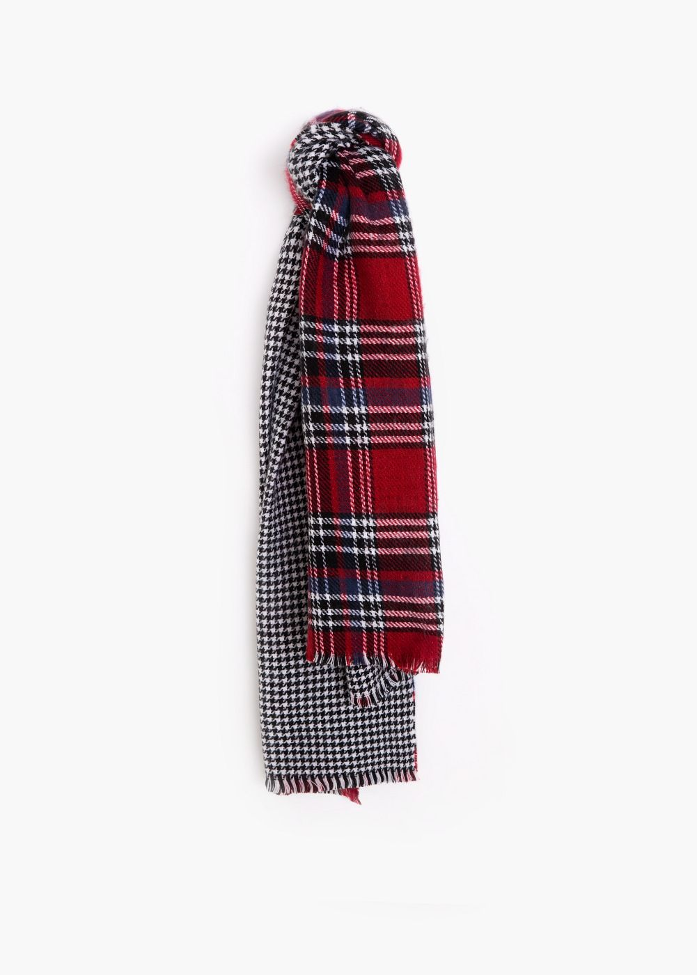 Reversible scarf - Woman | Knits and Scarves | Fall ...