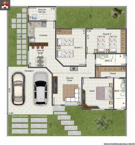 Perfect 147 Modern House Plan Designs Free Download