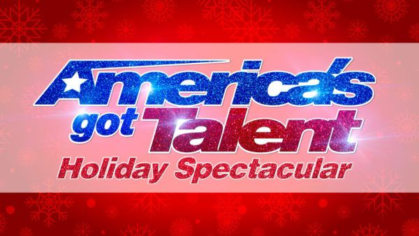 Americas Got Talent Christmas.America S Got Talent Holiday Spectacular Sons Of Serendip And The