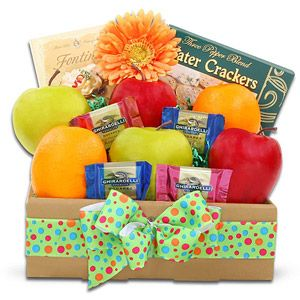 California fresh fruit snacks easter gift set creative baskets california fresh fruit snacks easter gift set negle Image collections