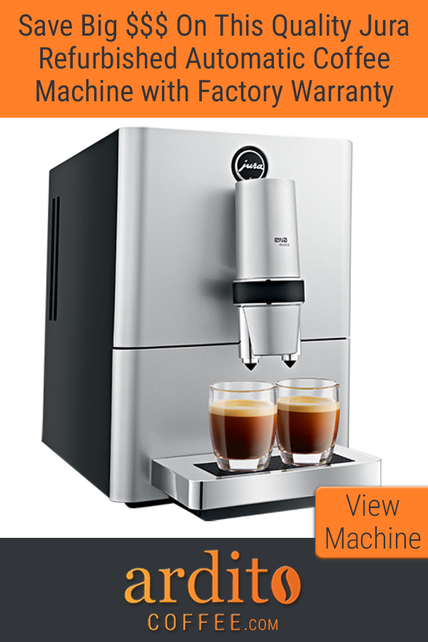 Refurbished Jura ENA Micro 5 Home coffee machines, Jura