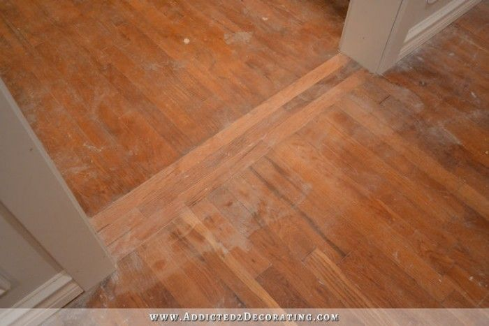 Installing A Cased Opening Between Two Rooms Hardwood Floors Flooring Hardwood