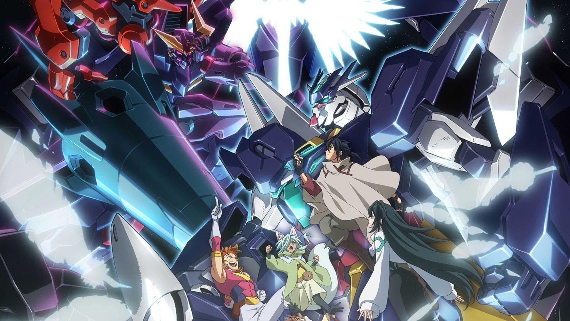 Gundam Build Divers ReRise Season 2 Episode 3 di 2020