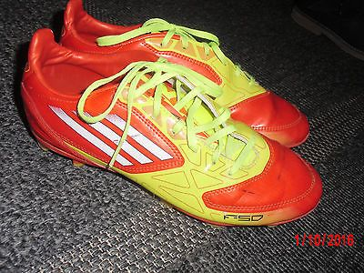 Jungen Adidas F 50 Fussballschuhe Schuhe Sport Fussball Größe 38 Orange  Gelbsparen25.com , sparen25.de , sparen25.info 724986f089
