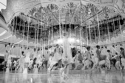 Carousels are so magical (: