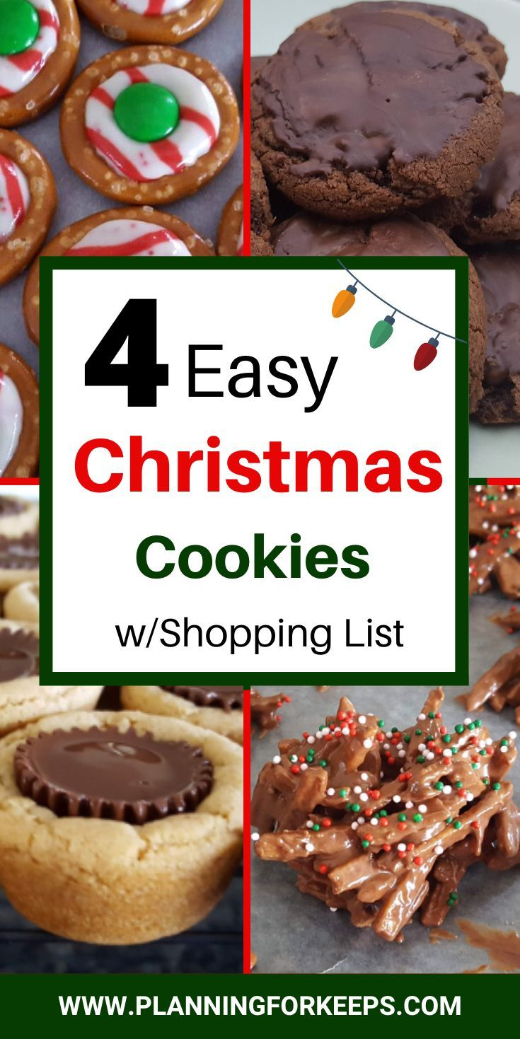 Christmas Cookies #quickcookierecipes