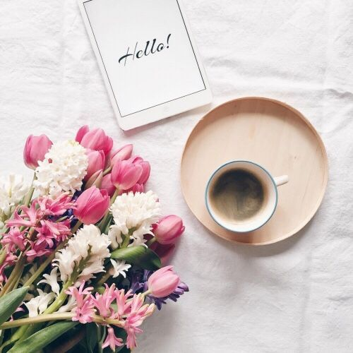 Image result for 500 x 500 flatlay pastel tumblr
