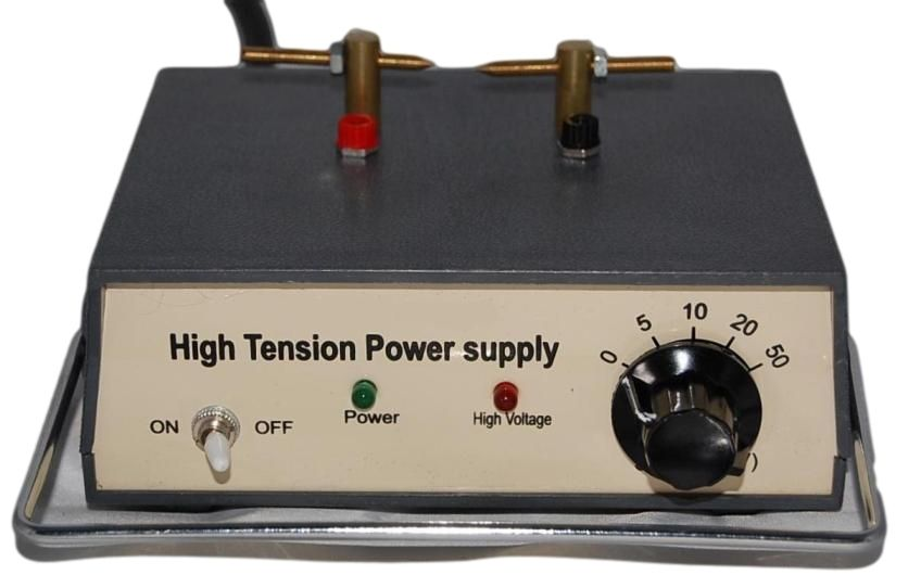 High Voltage Power Supply, 5 - 50KV DC   Interactive Ideas ...