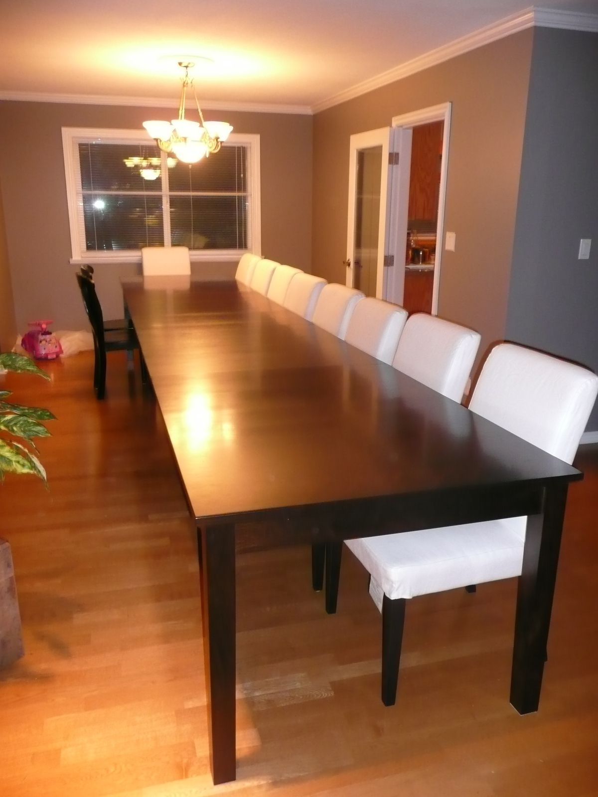 16 Foot Table Modern Table Design Dining Room Table Dining Table