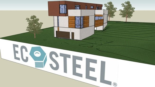 Admirable Paul Residence Atlanta Ga 3D Warehouse Home Prefab Home Interior And Landscaping Spoatsignezvosmurscom