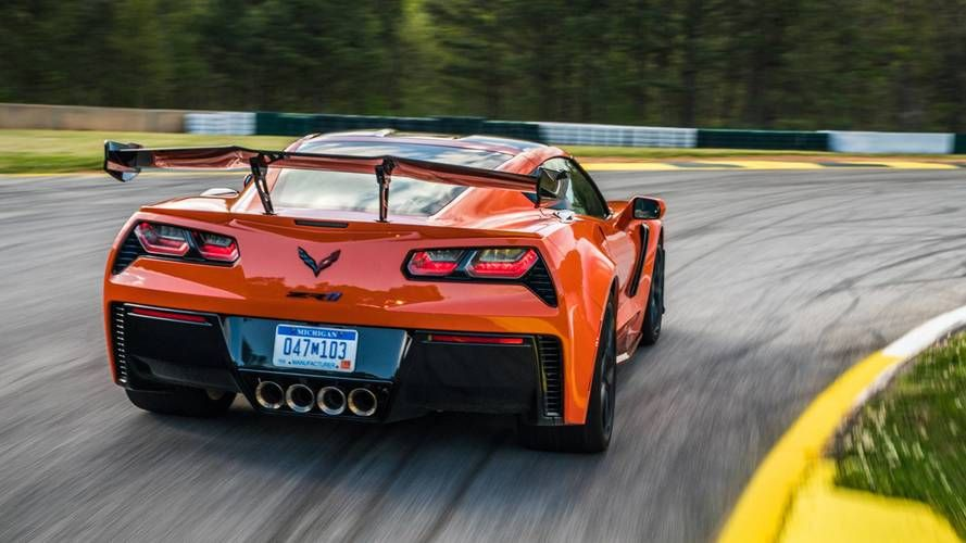2019 Chevrolet Corvette Zr1 Chevrolet Corvette Corvette Zr1