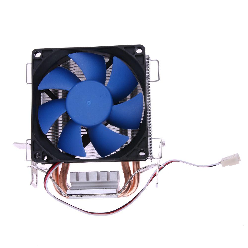 Cpu Radiator Fan Mute Computer Cooling Fan Cpu Cooler 35pcs