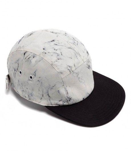SHALLOWWW X MOUPIA BLACK 5 PANELS HAT