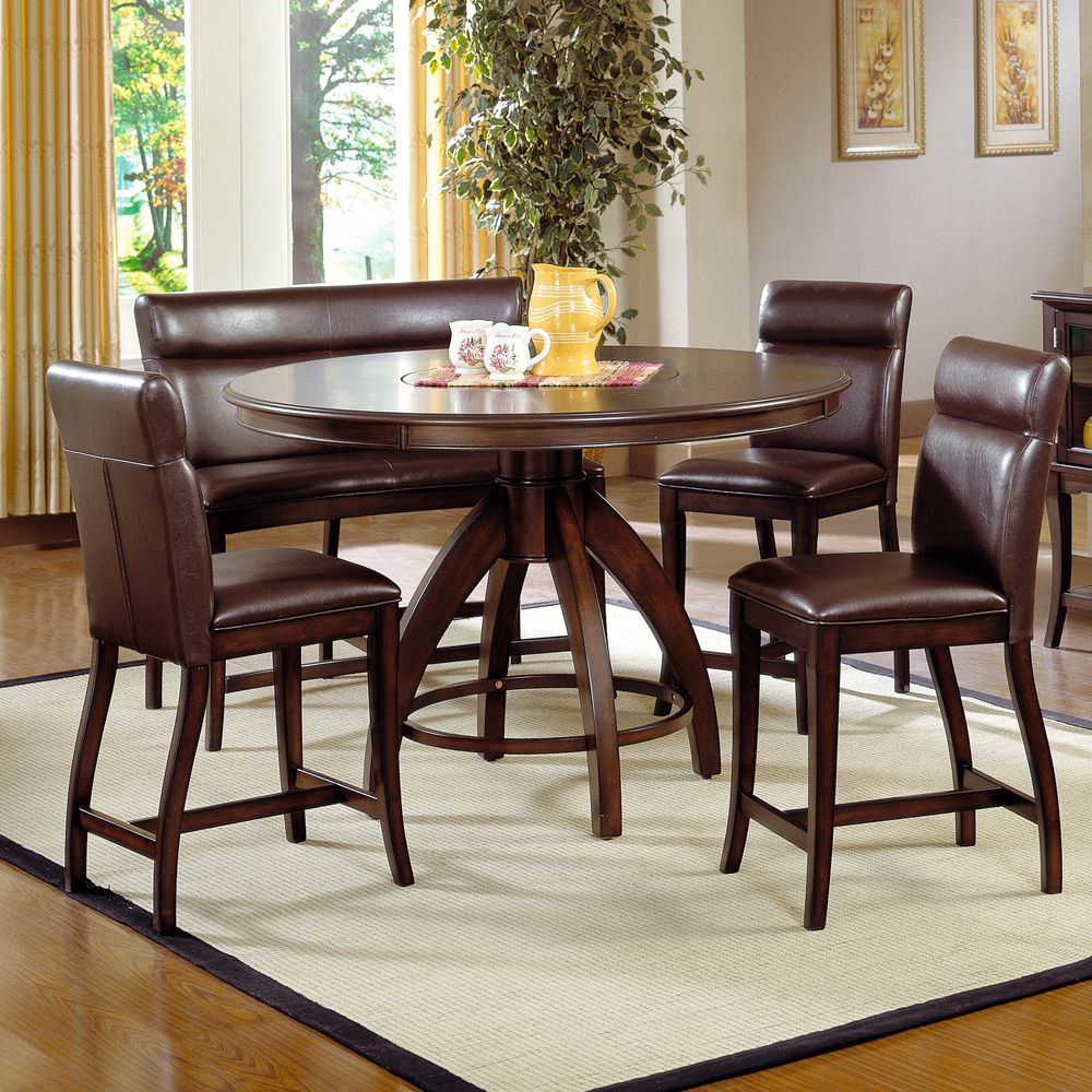Nottingham Counter Height Dining Table W/ Stools Hillsdale   Dining Set;  Change Out The