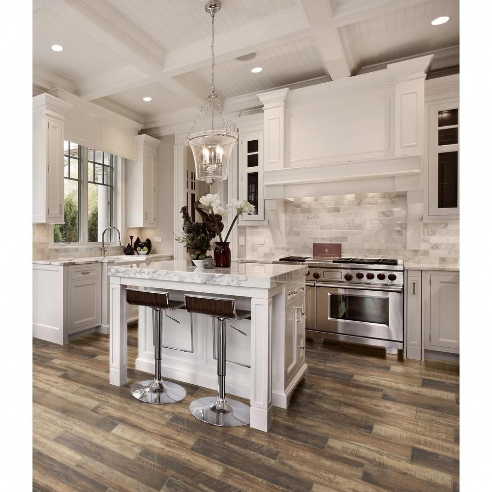 Home Staging Trends: Florida Tile Home Collection Wind River Beige 6 In. X 24
