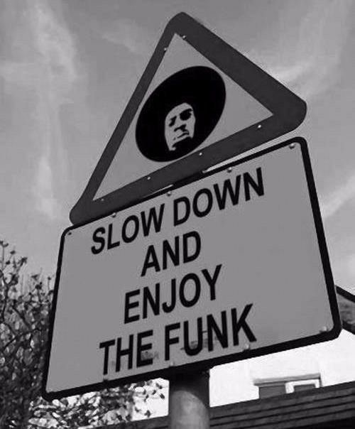 Who's got the funk? lol