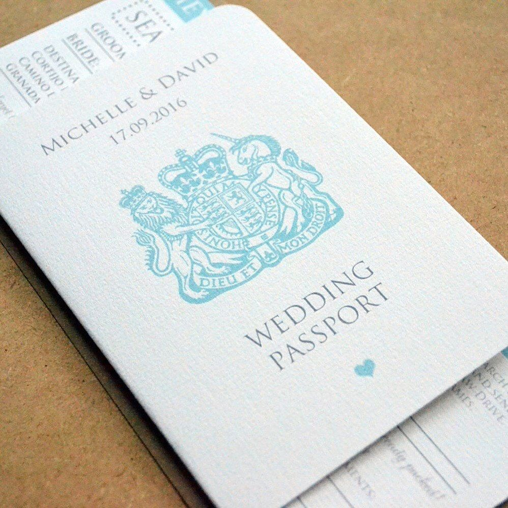 Lots of new colours in the Passport Invitation Suite added to the ...