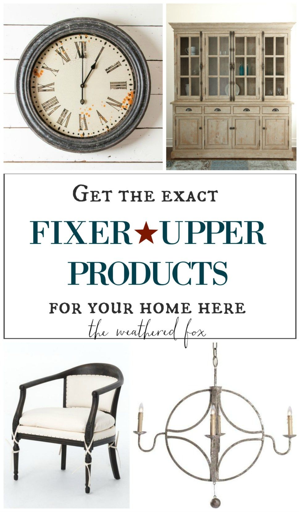Wondering Where To Buy Products Seen On Fixer Upper Check Out This