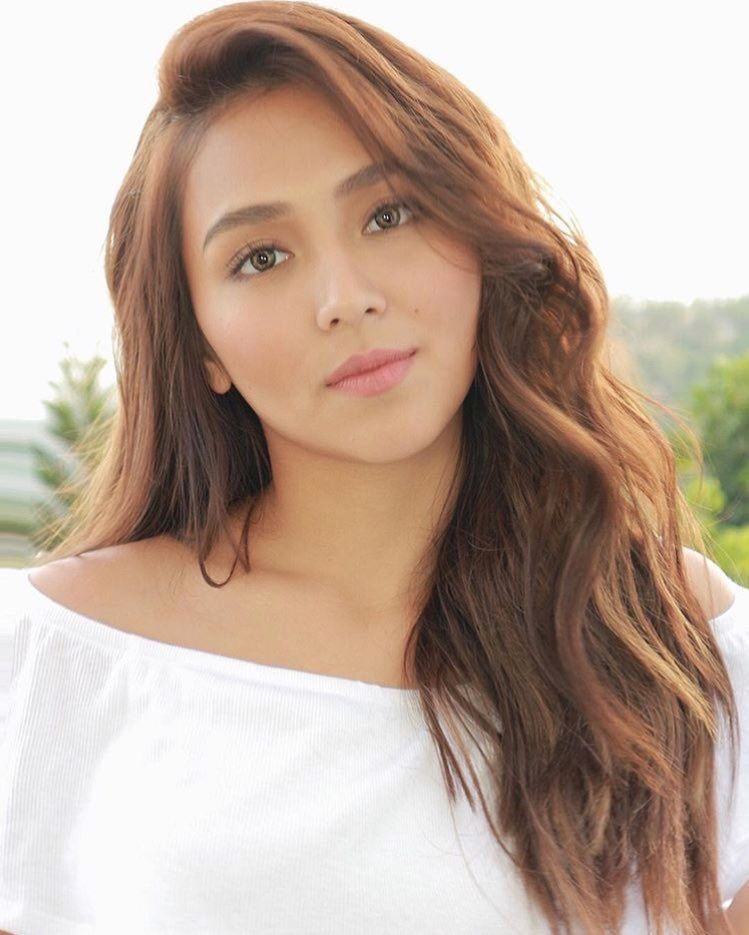 Pin By Shelly On Kathniel Kathryn Bernardo Hairstyle