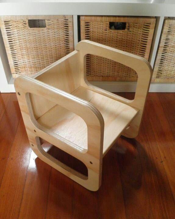 chaise volutive montessori buscar con google