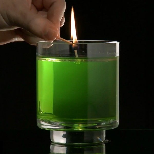 candela acqua