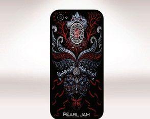 Capa para Celular 2D Pearl Jam Mod.:05